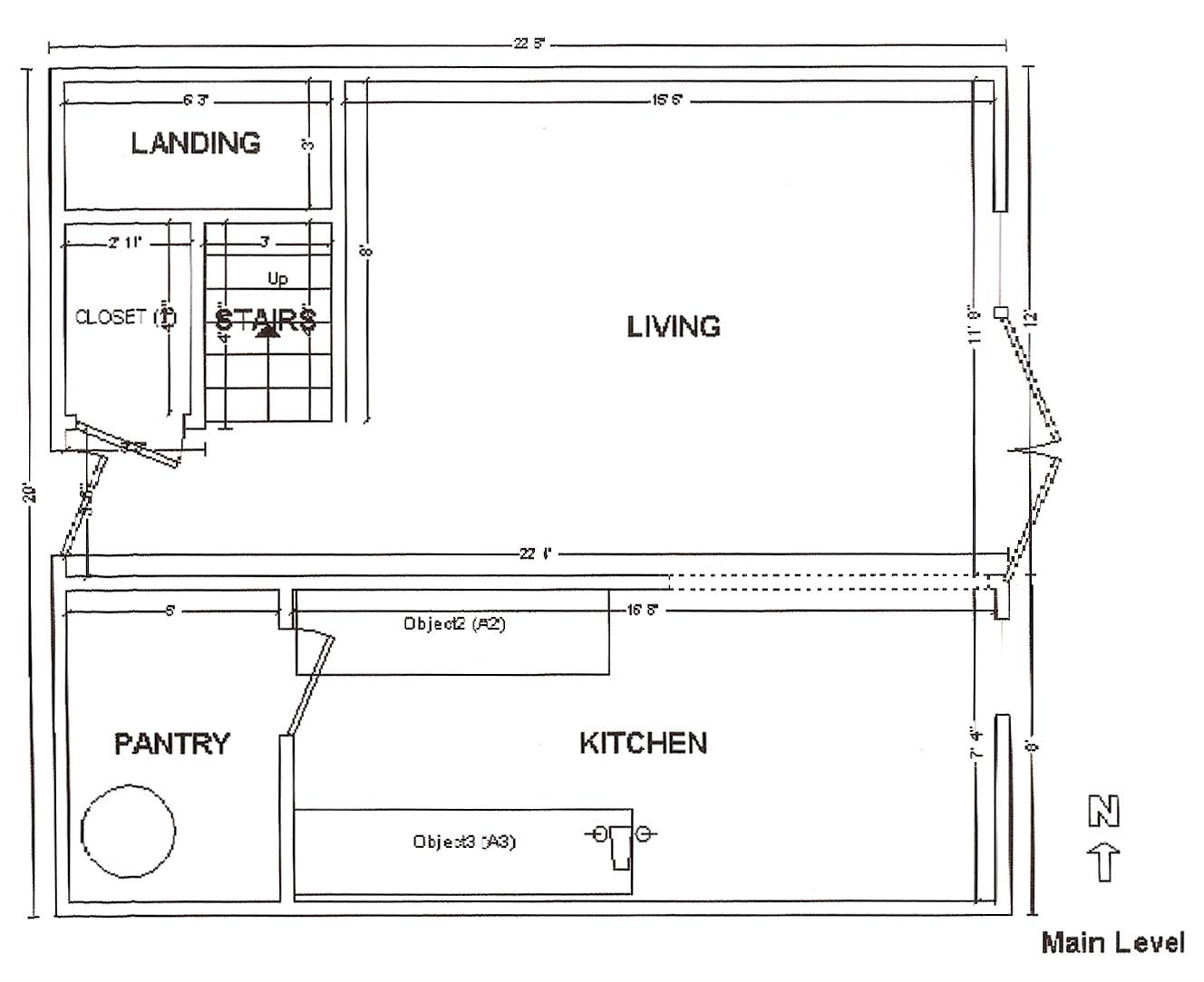 Maps and floor plans commonland community for Main level floor plans