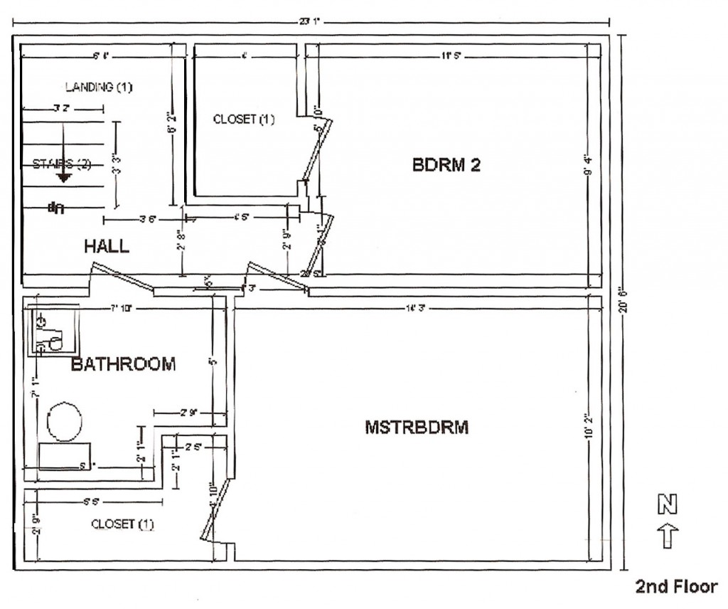 floor-plan-top-floor-above-ground-house