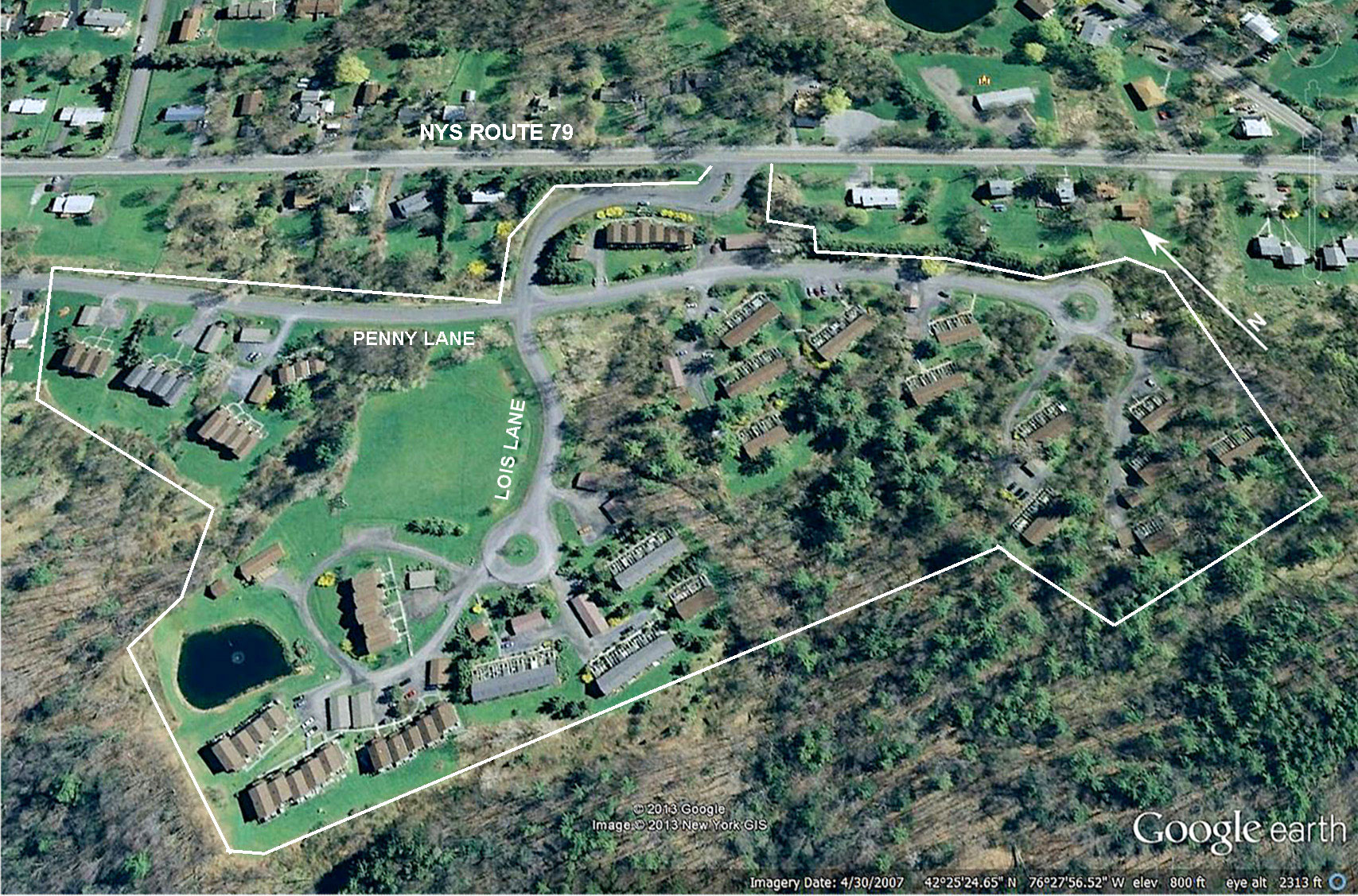 Maps And Floor Plans Commonland Community - Aerial view maps
